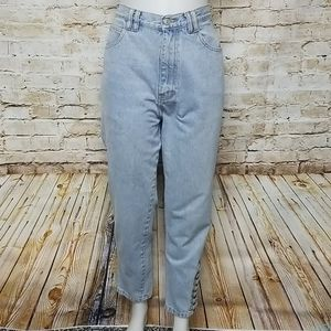 VINTAGE HIGH WAISTED JORDACHE JEANS